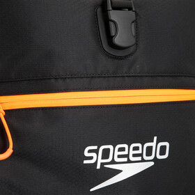 speedo Team III+ Rucksack 45l black/fluo orange